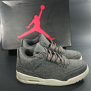 Jordan 3 Retro Wool Sneakers